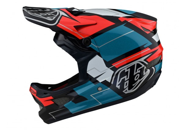Casco Integral troylee d3