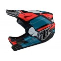 Casco Troy lee Design D3 Fiberlite 2021